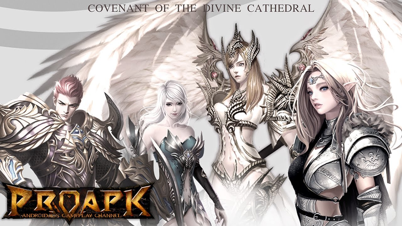 COVENANT OF THE DIVINE CATHEDRAL - 聖堂契約