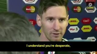 Video Messi & egi maulana bertemu, usai pertandingan (santri tv) MP3, 3GP, MP4, WEBM, AVI, FLV April 2018