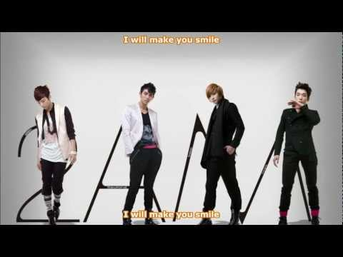 2AM – Propose [English, Romanization & Hangul]