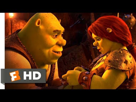 Shrek Forever After (2010) - Love Is a Battlefield Scene (7/10) | Movieclips