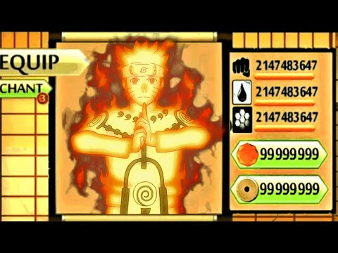 Shadow Fight 2 Naruto Uzumaki - The Most Powerful Fictional Character