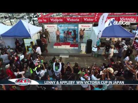 NC Sports: Extreme Sailing Series, Bino Lopes, Pauline Ado at Anglet Pro, SUP