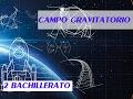 01 Intensidad de Campo Gravitatorio, g. Arje de Fisis
