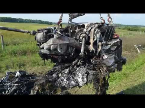 Lamborghini Horror-Crash mit 300 km/h: Ungarische Polizei veröffentlicht Abschreckungs-Video