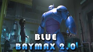 Baymax Blue | Blue Baymax 2 Big Hero 6 | Edited Review Trailer