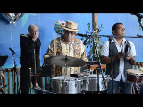 Louie Romero y Su Mazacote 20th Anniversary Concert TIMBALERO