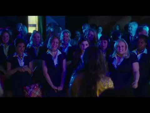 Pitch perfect 3 - Sit still, look pretty performance by the Bella's.