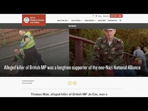 Δολοφονία Τζο Κοξ:  «Το όνομα μου είναι, θάνατος στους προδότες. Ελευθερία στη Βρετανία»