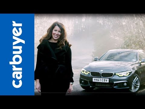 BMW 4 Series Gran Coupe –a saloon with a hatchback or a four-door coupe? –Carbuyer