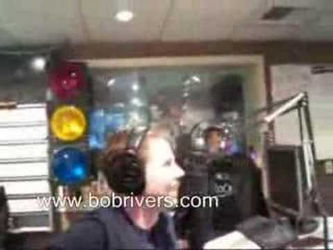Comedian Ryan Hamilton in The Bob Rivers Show, Feb 15, 2008