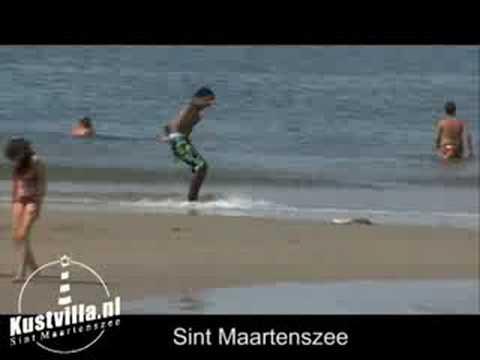 kust van Sint Maartenszee