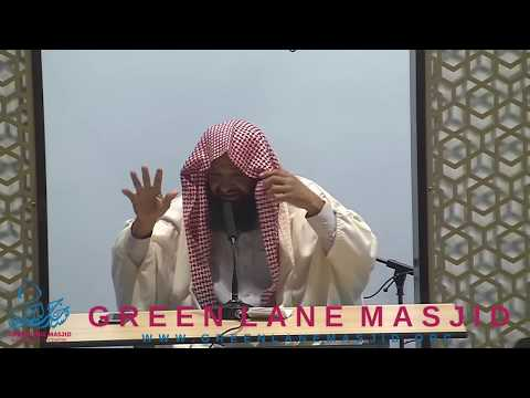 The Evil Effects of Sins - Shaykh Abu Suhaib