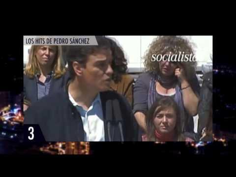 Top 5 de meteduras de pata de Pedro Sánchez