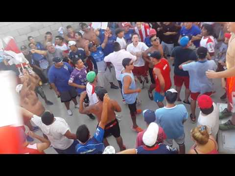 Moron vs Riestra 2016 - Los Borrachos de Morón - Deportivo Morón
