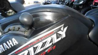 6. 2009 Yamaha Grizzly  Used Atvs - Hot Springs,Arkansas