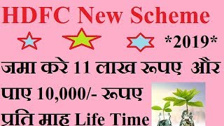 Video HDFC  MF New scheme , Monthly Pay Out in Hindi ( Prudence Fund ) MP3, 3GP, MP4, WEBM, AVI, FLV Juni 2019