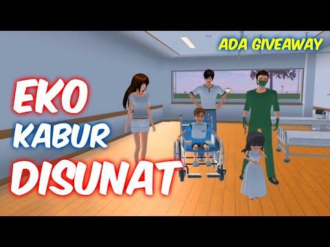 Sakura Drama Eko Kabur Karena Mau Disunat   Drama Sakura School Simulator Indonesia   SSS