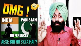 Video The Differences Between India & Pakistan | REALLY ?  Raction #146 download in MP3, 3GP, MP4, WEBM, AVI, FLV January 2017