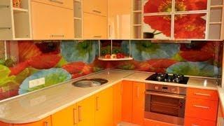 Оранжевый цвет добавляет кухне энергии и стимулирует к действию. Он одинаково хорош для помещений разных размеров. Выглядит красиво в сочетании с белым, черн...