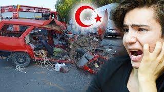 Daha fazlası için videoyu beğenmeyi unutmayınn!!Bugün sizlerle beraber Türkiye de yaşanan trafik kazalarını izleyeceğiz. GelKapışalım: https://www.acunn.com/gelkapisalim-------------------------------------------------------------------------------------►Facebook Kişisel: https://goo.gl/v9DhWk►Facebook Grup: https://goo.gl/WQhOlH►Facebook Sayfa: https://goo.gl/atTuI2►İnstagram: https://goo.gl/EckgvD►Twitter: https://goo.gl/Jj3BnM►Twitch: https://goo.gl/8jWJQT►Younow: https://goo.gl/fTXumz---------------------------------------------------------------------------------Tüm soru ve önerilerinizi furkanyamanhd@gmail.com email adresine gönderebilirsiniz.Lütfen ; - Yorumlarda saygılı olup küfür ve hakaret edenleri spam olarak işaretleyiniz. - Kanal tanıtımı ve reklam yapmak yasaktır.