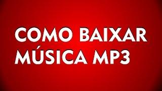 image of COMO BAIXAR MÚSICA MP3