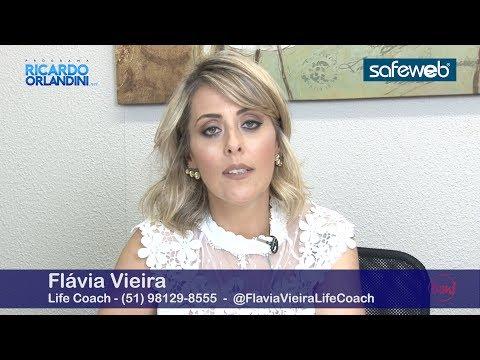 Autoestima com a life coach Flávia Vieira