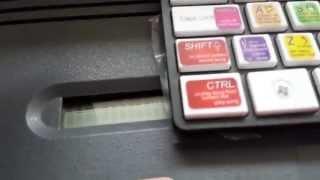 E-mu Emax with HxC floppy emulator (rev F)