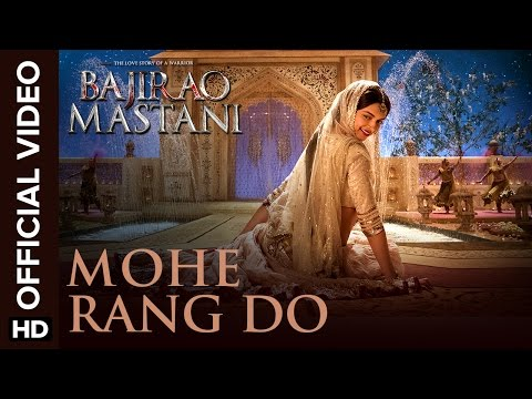 Video Mohe Rang Do Laal (Official Video Song) | Bajirao Mastani | Ranveer Singh & Deepika Padukone download in MP3, 3GP, MP4, WEBM, AVI, FLV January 2017