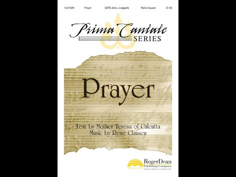 Prayer - Rene Clausen