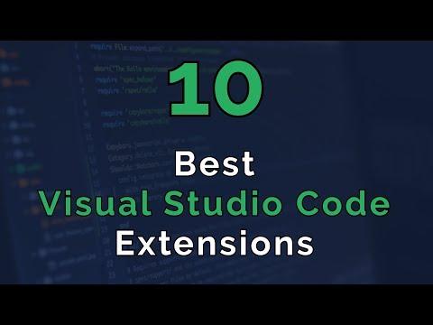 10 Best Visual Studio Code Extensions
