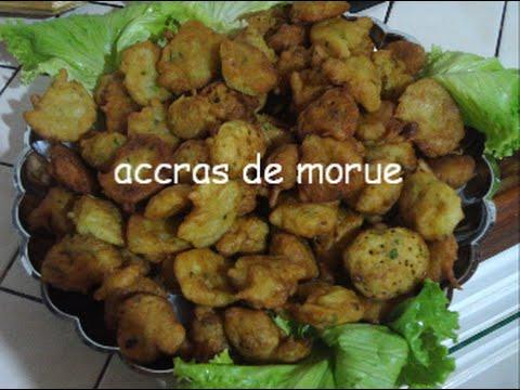 Accras De Morue