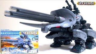 【ZOIDS】懐かしのゾイド! マッドサンダー 1/72 RZ-055 (トリケラトプス型)  ヲタファの傑作玩具レビュー / ZOIDS MADTHUNDER