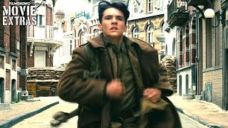 Dunkirk - Featurette'Intense Ride'Subscribe and click the notification bell HERE: http://goo.gl/SrrTlTSubscribe to Filmisnow Movie Trailers: http://goo.gl/8WxGeDAllied soldiers from Belgium, the British Empire, Canada, and France are surrounded by the German army and evacuated during a fierce battle in World War II.Some of the best and most funniest movie moments happen behind the scenes.  FilmIsNow Movie Extras channel gives you the latest and best behind the scenes footage, bloopers, interviews, featurettes, deleted/alternate scenes. We give you the before, during and after that goes into making movies.