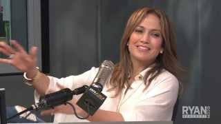 Jennifer Lopez PART 1 | Interview | On Air with Ryan Seacrest