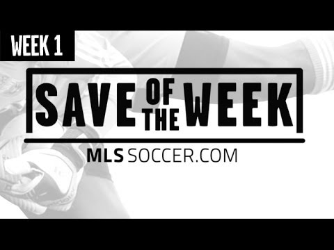 Video: 2014 Save of the Week Nominees: Week 1