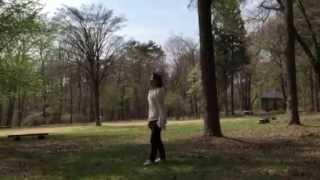 森の朗読会リハーサル (赤城自然園)