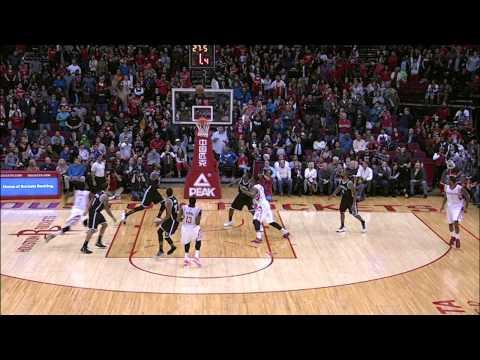 Top 10 NBA Plays: February 2015