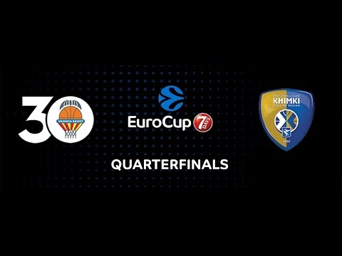 7DAYS EuroCup Preview: Valencia Basket vs. Khimki Moscow Region