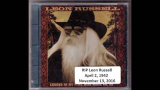 Download Lagu 06. He Stopped Loving Her Today - Leon Russell - Legend In My Time (Hank Wilson) Vol. III Mp3