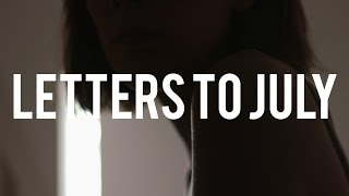 Letters to July 2015 | 1