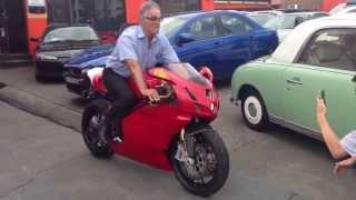 7. Ducati Australian Compliance @ Edward Lee's