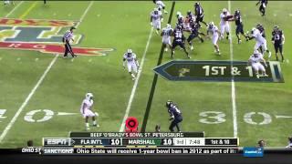 TY Hilton vs Marshall 2011