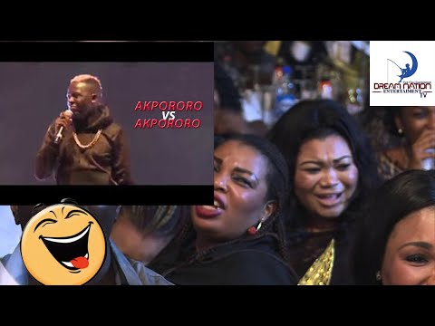 AKPORORO VS AKPORORO 2018 Featuring KENNY BLAQ WOLI AROLE AND MC ACAPELLA IN ON SATGE