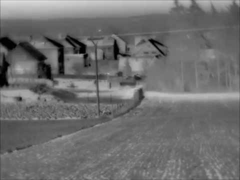 Nočné videnie, termovízia EAGLE