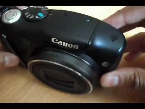 Canon PowerShot SX150 IS Review