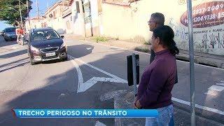 Falta de sinalização prejudica comerciantes e moradores de bairro de Sorocaba