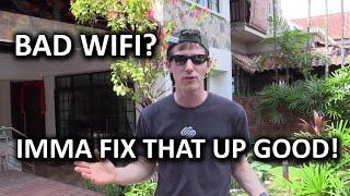 Video Pimp My Wifi - Solving Problems & Shopping at Sim Lim Square! MP3, 3GP, MP4, WEBM, AVI, FLV Agustus 2019