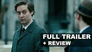 Nonton Pawn Sacrifice Official Trailer + Trailer Review - Tobey Maguire 2015 : Beyond The Trailer Film Subtitle Indonesia Streaming Movie Download