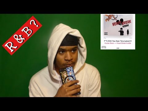 HEARTBREAK KODAK REACTION VIDEO