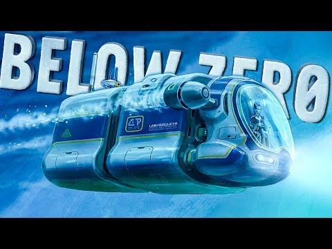 TÀU LẶN BIỂN VÀ THỦY QUÁI BÍ ẨN! | Subnautica Below Zero #4 - Thời lượng: 19 phút.